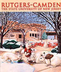 Rutgers Winter Catalog